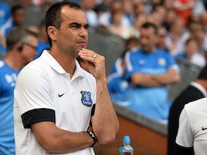 Martinez reveals Betis friendly excitement