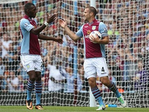 Vlaar to undergo late fitness test
