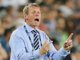 Manager Stuart Pearce of England during UEFA European U21 Championships on June 11, 2013