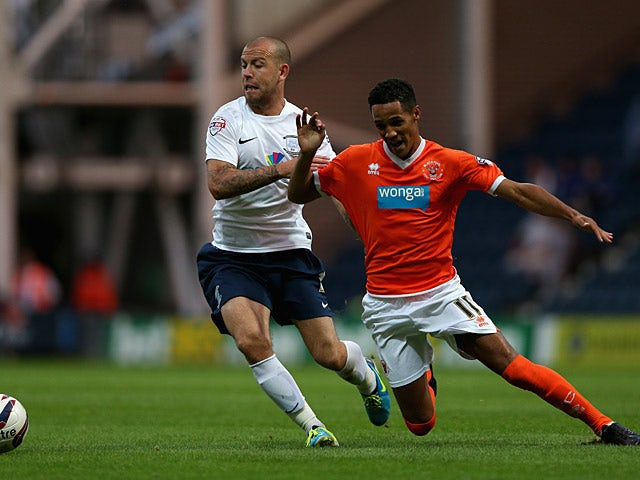Result: Ince gives Blackpool late victory
