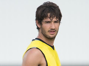 Pato happy to have left AC Milan