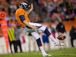 Colquitt signs Broncos extension