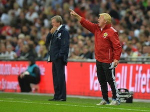 Strachan pleased with Scotland depth