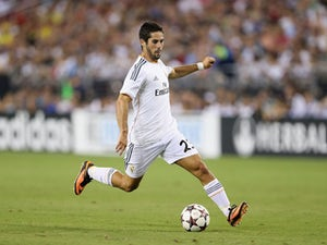 Isco withdraws from Spain squad