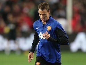 Trio miss Man United training