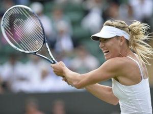 Sharapova withdraws from WTA Championship