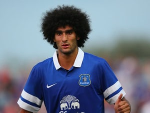 Fellaini: 'United move a big step'