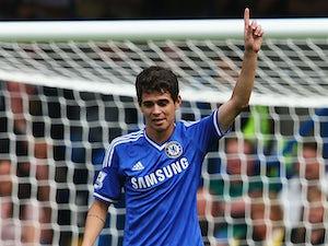 Oscar confident of more goals