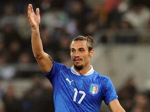 Osvaldo in line for Italy start