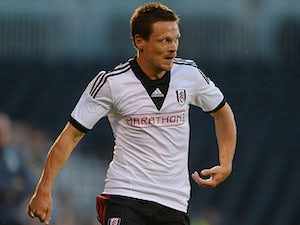 Riether: 'Fulham have chance against United'