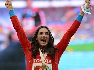 IOC to look into Isinbayeva comments