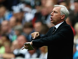 Pardew wants Newcastle