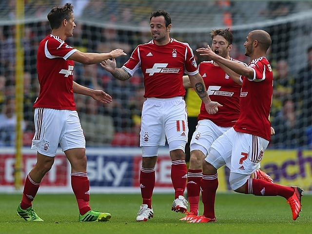 Result: Forest hold Rovers