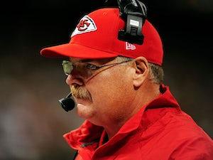 Reid eyes Chiefs improvement