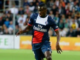 Paris Saint-Germain's Blaise Matuidi in action during a friendly match against Hammarby on July 23, 2013