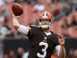 Weeden not distracted by Gordon speculation