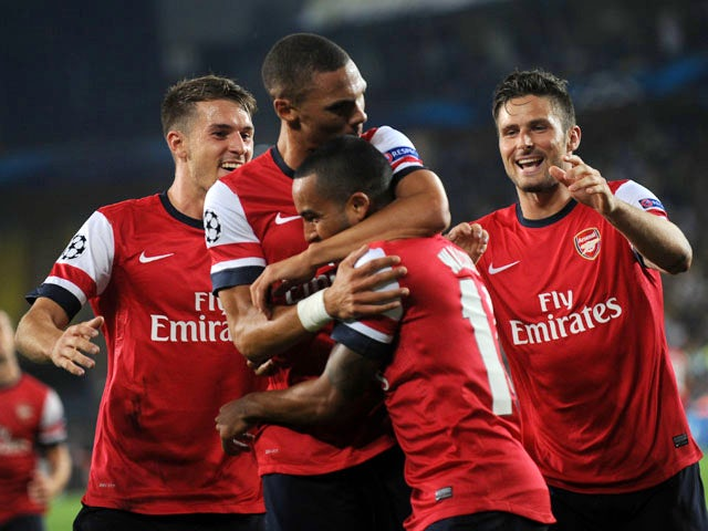 Result: Arsenal triumph in Istanbul