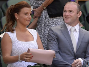 Rooney's wife 'takes 19 suitcases on flight'