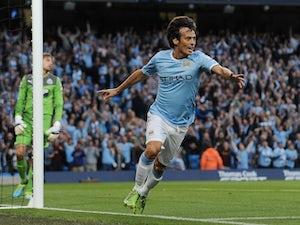Silva eyes Man City improvement