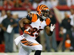 Half-Time Report: Bengals in control against Falcons