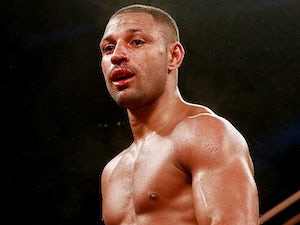 Brook: 'I'm ready for world title'