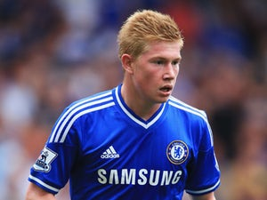 De Bruyne 'desperate' to prove worth