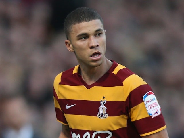 Result: Wells hat-trick earns draw for Bradford