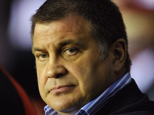 Wane: 'Huddersfield are favourites'