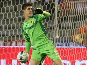 Courtois unsure of future