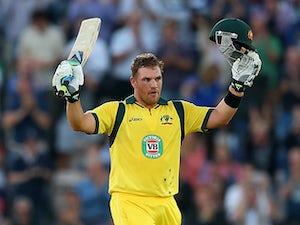 Finch named Australia's T20 captain