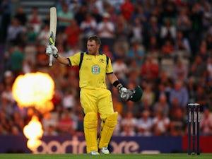 Australia clear 300 in first ODI against India