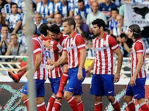 Live Commentary: Atletico Madrid 5-0 Real Betis - as it happened