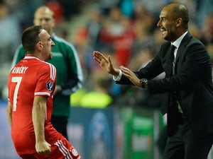 Ribery eyes Ballon d'Or