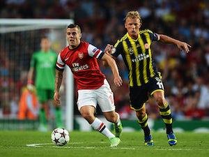 Team News: Van Persie starts for Netherlands