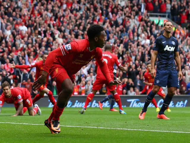 Result: Liverpool edge United to maintain 100% start