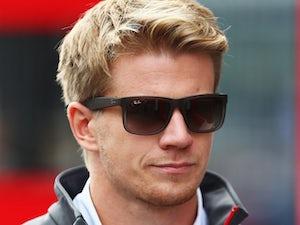 Hulkenberg hails best 2013 qualifying