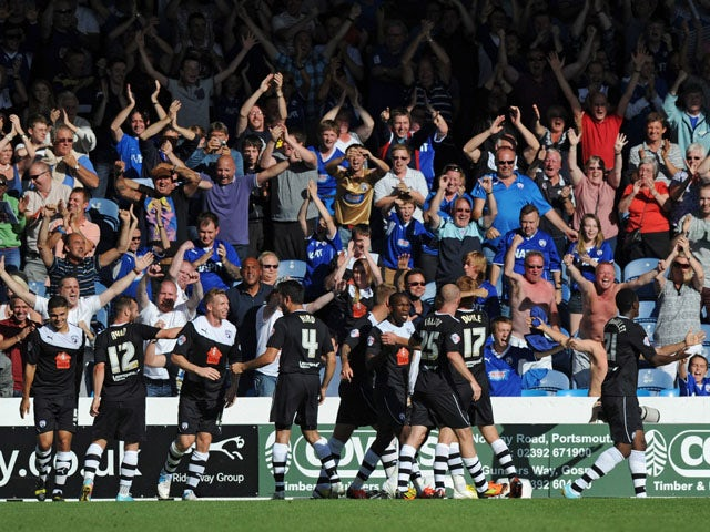 Result: Late goals send Chesterfield top