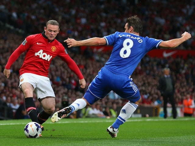 Result: United, Chelsea play out stalemate