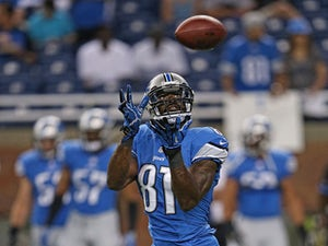 Johnson: 'Running game is huge for Lions'