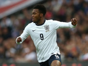 England suffer Sturridge injury blow