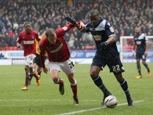 Result: Millwall edge past Charlton
