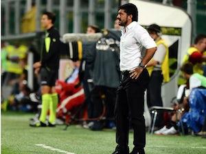 Palermo: 'Gattuso safe from sack'