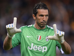 Team News: Buffon starts for Italy