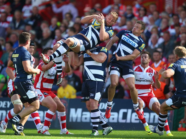 Result: Cipriani guides Sale to victory