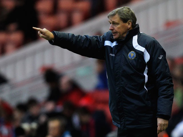 Turner puzzled by Notts form