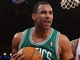 Boston Celtics' Jared Sullinger in action against the New York Knicks on January 7, 2013