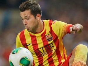 Alba 'suffers injury setback'