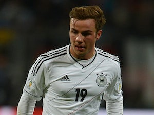 Gotze in sponsorship row?