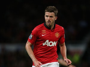 Early goal didn't worry Michael Carrick