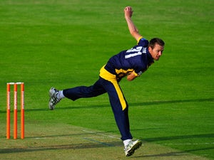 Result: Glamorgan into YB40 final